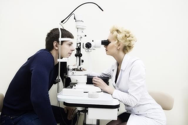 Глаукома и армия