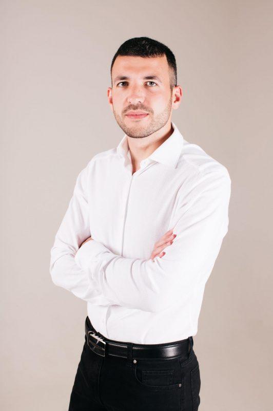 Борис Лопатухин - Сооснователь, директор департамента информационных технологий и безопасности компьютерных систем