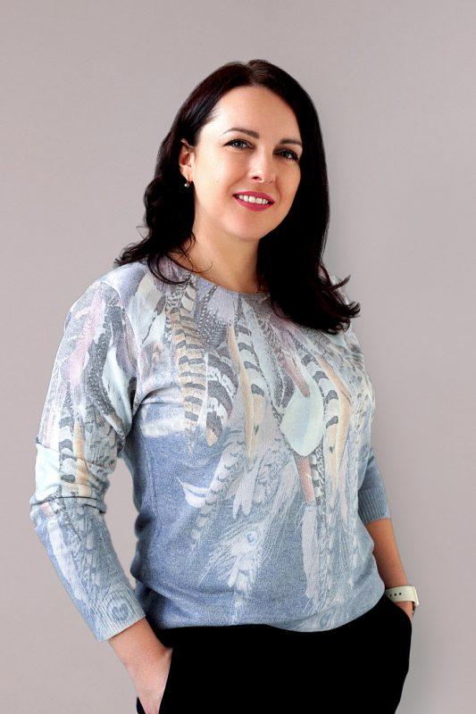 Юлия Зайцева - Финансовый директор